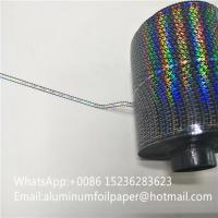 Buy cheap china manufacturer 3mm BOPP Easy open Self adhesive hologram tear tape from wholesalers