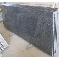 Buy cheap Blue pearl granite countertop,96-108x26x3/4 prefabricated countertop from wholesalers