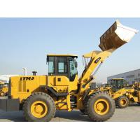 Buy cheap 2.5CBM Rated Capacity Front End Wheel Loader 4 Ton With Hydraulic Systems from wholesalers