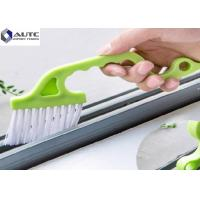 Buy cheap Handheld Kitchen Cleaning Brush Door Window Track Groove Gap Customized Color from wholesalers