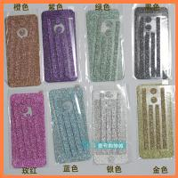Buy cheap Wholesale cell phone cover glitter powder bling bling screen protector from wholesalers