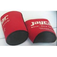 Buy cheap CR SBR NBR/PVC Foam Brocade Neoprene Fabric Cooler Cold Insulation Gift Red Wine Beer Packaging Bottle Cup Can Cover from wholesalers