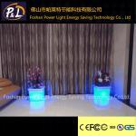Buy cheap Decorative Lighting Vase Plastic LED Flower Vase from wholesalers