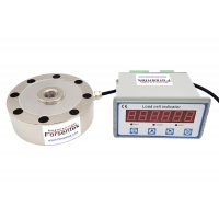 Buy cheap Compression load measurement device 0-100 ton Compression force meter from wholesalers