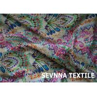 Buy cheap Tricot Warp Knitting Sewing Nylon Fabric With Ms JP7 Digital Printing from wholesalers