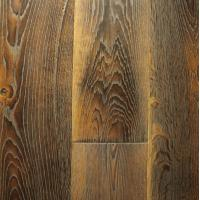 Buy cheap Fired Oak Engineered Parquets, special burned oak engineered floors, character oak wooden floors from wholesalers