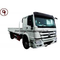 Buy cheap STD Mini Heavy Cargo Truck , OEM Sinotruck HOWO Steyr 4x2 Heavy Truck from wholesalers