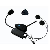 Buy cheap Motorcycle Helmet Headsets Intercom Bluetooth Handsfree Kit from wholesalers