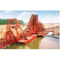 Buy cheap high quality gold dredge for sale product
