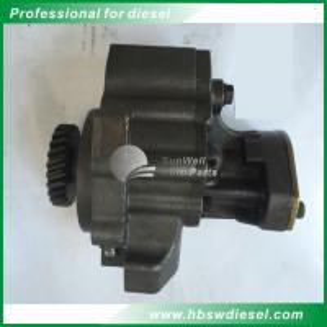 Buy cheap NT855 Diesel Engine Oil Pump 3821579 / Trucks High Pressure Oil Pump product