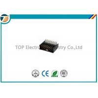 Buy cheap EU RoHS 16 Pin Header Terminal Block Connectors For Communication product