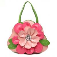 Buy cheap 2016 Flowers and creative handbag fashion trend female cute cartoon character from wholesalers