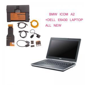 China Multi Language BMW ICOM A2 Wifi DELL E6430 Laptop Diagnostic Tool on sale