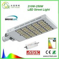 Quality Rotatable 200W LED street light 50000 Hrs Life Span AC 85 – 277 V CE RoHS Certificate for sale