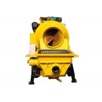 Buy cheap Electric Mobile Cement Mixer And Pump High Pressure Self Priming Type from wholesalers