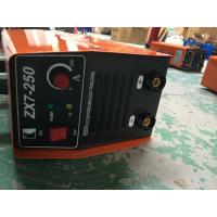 Buy cheap zx7-250 MMA250 portable DC mma ARC inverter welding machine with smallest size of cheap welders from wholesalers