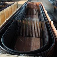 ASME SA213 T5 T9 T11 T22 T91 Seamless Alloy Steel U Bend Tube For Heat Exchanger