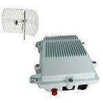 Buy cheap long range nlos 10km to 50km P2P P2MP RJ45 wireless network bridge from wholesalers