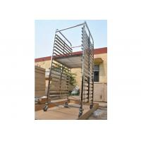 Buy cheap Metal Bakery Cooling Stainless Steel Rack Trolley For Restaurant Kitchen Equipment from wholesalers