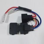 Buy cheap Ben - Z AC blower heater fan resistor Regulator 0058205010 / 1408218451 / 9140010099 from wholesalers