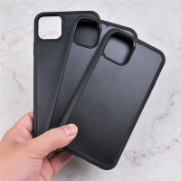 Buy cheap Newest 1MM Groove Inlay TPU+PC Custom Real Wood Blank Mobile Phone Case For iPhone 11 from wholesalers