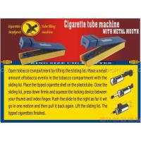 Buy cheap Cigarette tube filter machine from wholesalers