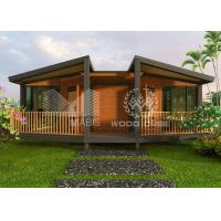 Buy cheap Fast Construction Prefabricated Modular Homes Luxury Resort Use Beautiful Finish Design from wholesalers