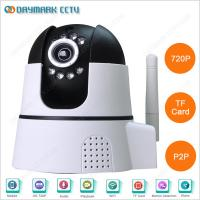 Buy cheap 10m Night Vision 1 Megapixel HD IP Wireless Camera product