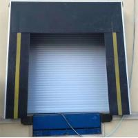 Buy cheap Top Curtain Loading Dock Door Seals Wind Proof Loading Dock Seal Pads 1000mm Length from wholesalers