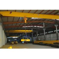 Buy cheap Motorized Box type Single Beam Overhead Crane 2 Ton With Electric Chain Hoist from wholesalers