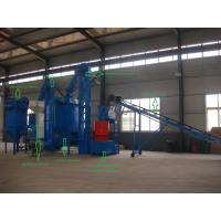 Buy cheap 1T/H Biomass Pellet Making Machine Wood Pellet Production Line For Bamboo , Peanut Shell from wholesalers