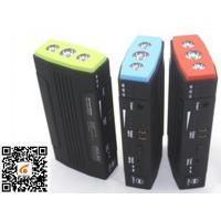 Buy cheap Small Emergency Car Battery Jump Starter With 3*1w Led Lights from wholesalers