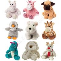 Buy cheap Small Cute Heatable Plush Toy , Cozy Hugs Aromatherapy Stuffed Animals from wholesalers