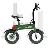 Buy cheap 14 inch wheel Electric Bicycle 50km Mileage max Speed 25 Km/H from wholesalers