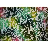 Buy cheap 100% Polyester Colorful Crushed Velour Fabric Green Velvet Fabric from wholesalers