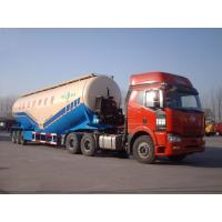 Buy cheap Sinotruk Factory supplier 3 alxe bulk cement trailer for sale from wholesalers