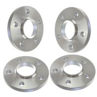 Buy cheap 15mm Thick | Hubcentric Silver Wheel Spacers | 5x130 | Porsche VW Audi | 71.6mm from wholesalers