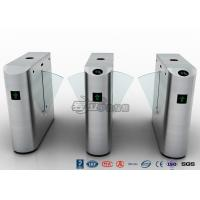 Buy cheap Security Subway Turnstile Barrier Gate , Automatic Half Height Turnstile product