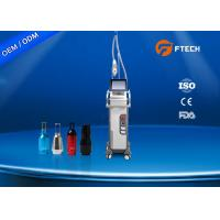 Buy cheap Big Spot Size 1064nm Q Switch Laser Tattoo Removal Machine For Clinic Use from wholesalers