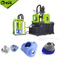 Buy cheap Non Toxic Gas Mask Vertical Rubber Moulding Press High Speed 12.1kw from wholesalers