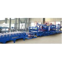 Buy cheap High Efficiency EPS Sandwich Panel Production Line Water Proof Energy Saving from wholesalers