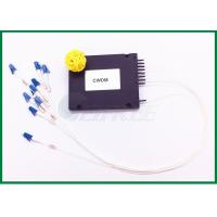 Buy cheap Coarse wavelength division multiplexer Mux/Demux with Express Channel from wholesalers