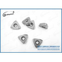 Buy cheap Non - Standard Custom Carbide Inserts For Metal - Cutting CNC Machine Tool Inserts from wholesalers