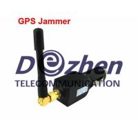 Buy cheap Car GPS Signal Jammer 100mA PLL Synthesized Signal Source 10- 20 Meters Coverage from wholesalers