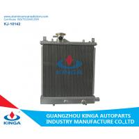 Buy cheap Suzuki Car Radiator for Wagon R Mt with OEM 17700-75f00 / 76g00 / 76g10 Thichness 40MM from wholesalers