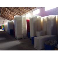 Buy cheap 140Liter HDPE Cubic tank,Cubic Slkip bin ,plastic water tank from wholesalers
