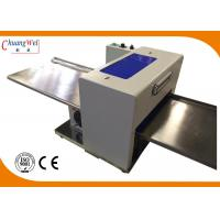 Buy cheap Multi Splitter PCB Separator Automatic PCB Depanelizer with Circular Blades from wholesalers