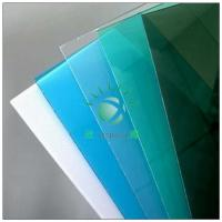 Buy cheap Lexan greenhouse polycarbonate solid sheet prices from wholesalers