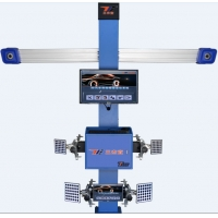 Buy cheap Best Selling 3D Car Wheel Aligner With Double Display & Turnables from wholesalers