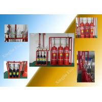 Buy cheap Hfc227ea FM200 Fire Suppression System With 4.2Mpa Storage Cylinder product